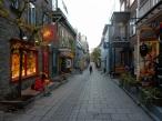 calles del quebec viejo