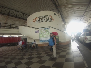 Frontera Costa Rica - Panama