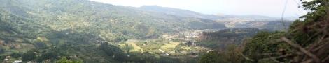 Panoramica Boquete