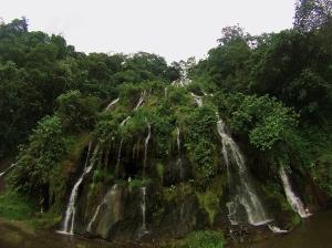 Cascada Santa Rosa