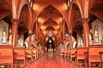 Interior Iglesia Santa Rosa