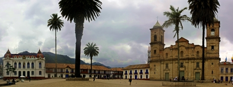 Plaza de Zipaquira