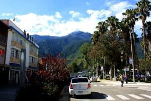 Sierra Nevada desde Merida