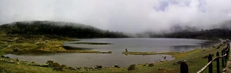 Panoramica Lago Mucubaji