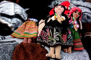 muñequitas andinas