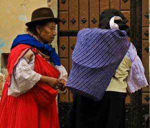 mujeres kichwa