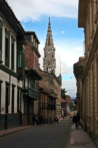 Calles de Bogota