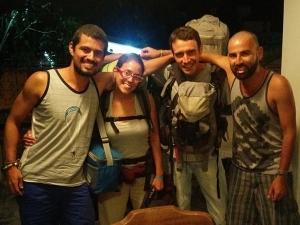 Con amigos colombianos_rec
