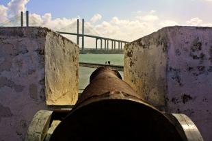 Puente hacia Natal centro