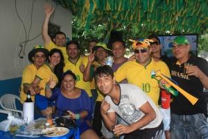 Brasil es una fiesta
