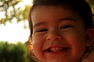 Lola, hija de Marina y Raúl