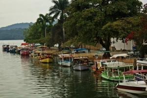 Barcazas, Paraty