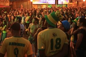 Partido Brasil Alemania