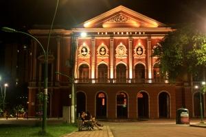 Teatro de la Paz Belem