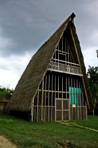 Casa de Reuniones tribus Leticia