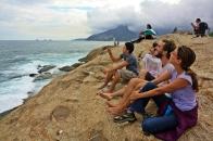 En Ipanema con Gregor y amigos
