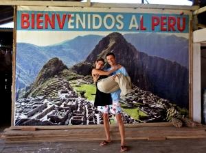 Bienvenidos al Perú