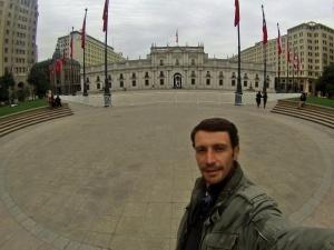 Emoción en La Moneda, Viva Allende
