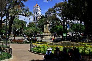Plaza de Sucre