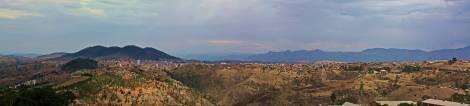 Panoramica de Sucre