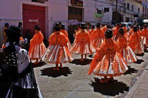 Desfile Trajes Regionales