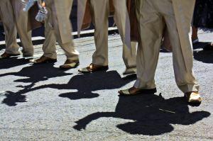 Desfile Virgen Guadalupe Sucre