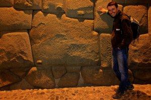 Piedra 12 Angulos Muro Inca