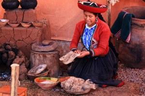 Lavando la lana