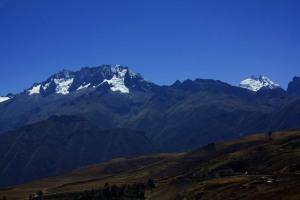 Montañas del Valle Sagrado