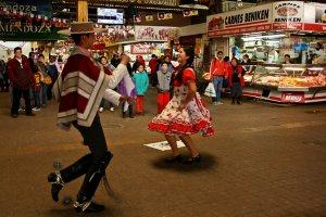 Cueca baile nacional Chiles