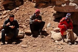 Picnic en el desierto