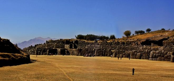 Panoramica Ruinas Incas