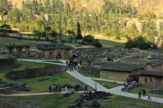 Ruinas Incas, Ollantaytambo