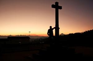 Chinchero, Iglesia Cristiana sobre templo Inca