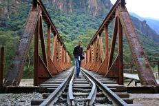 Miedo en el puente