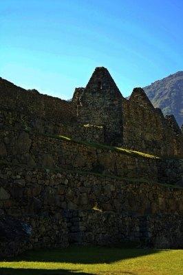 Almacenes de grano, Machu Picchu