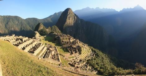 Panoramica Machu Pichu 2