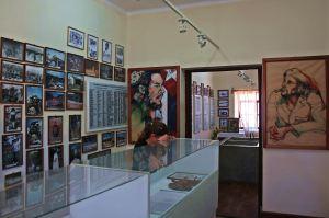 Museo Che Guevara en Villagrande