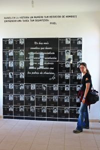 Mauseleo Che Guevara y comañeros en Vallegrande