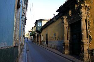 Calles de Potosi