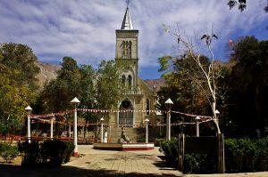 Iglesia de Pisco Elqui
