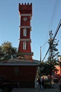 Construcciones coloniales Vicuña