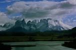 Cordillera Torres del Paine