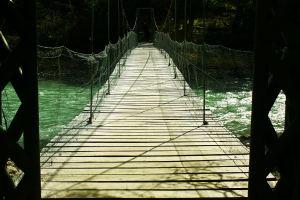 Puente Colgante PN Torres del Paine