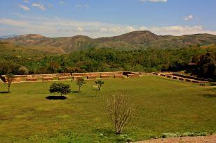 Ruinas Incas en el Fuerte de Samaipata
