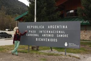Frontera Chile Argentina