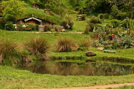 El arroyo del agua - hobbiton
