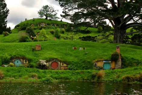 Hobbiton - La Comarca