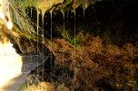 Cueva en Cathedral cove