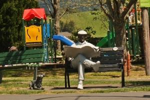 Escultura Katikati